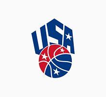 United States USA American Basketball Ball Unisex T-Shirt