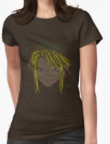 Link's Self Portrait Womens Fitted T-Shirt