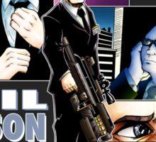 Phil Coulson- Honorary Avenger Sticker
