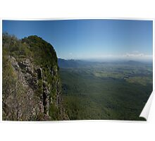 Mount Mitchell- Scenic Rim. Southeast Queensland. Poster