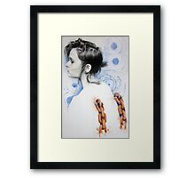 Submission Framed Print