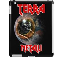 Earth Metal iPad Case/Skin
