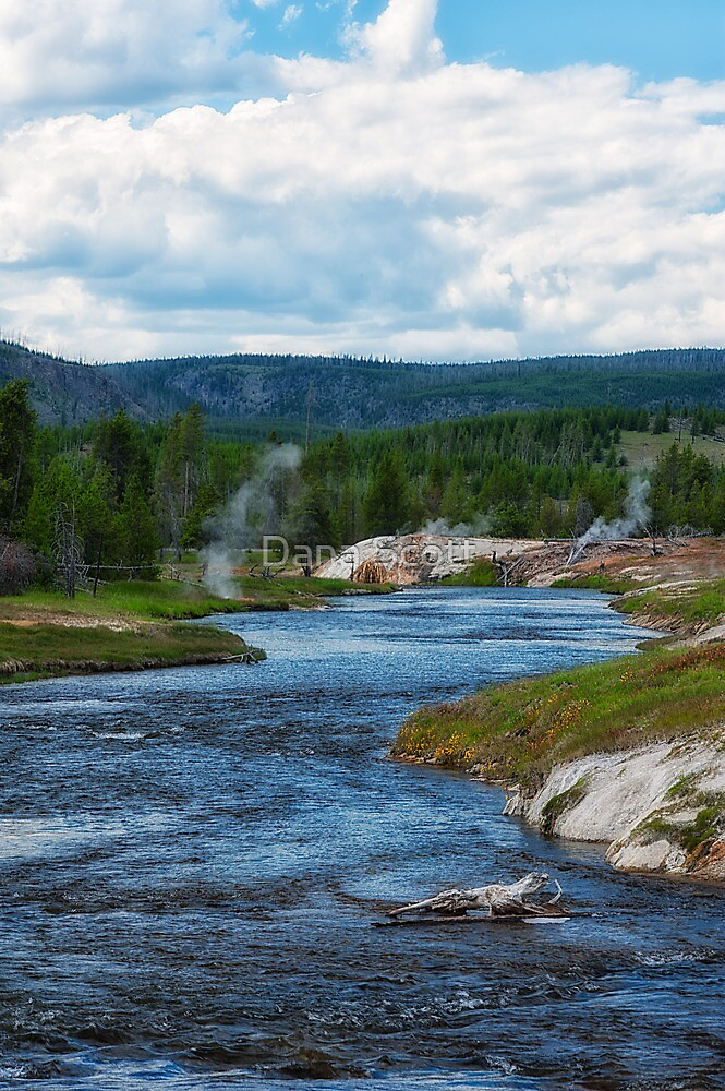 A Visit to Yellowstone by Dana Horne