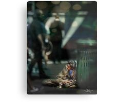 NYC: 5th Ave. At Central Park Metal Print
