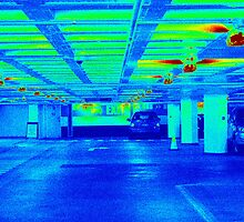 Carpark - 1 of 3 by Terry Rodger Smith