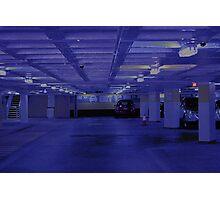 Carpark - 3 of 3 Photographic Print