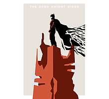 The Dark Knight Rises (Fire) Photographic Print