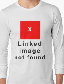 Linked Image Not Found  Long Sleeve T-Shirt