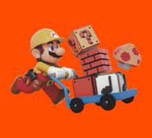 Super Mario Maker T Shirt Kids Clothes