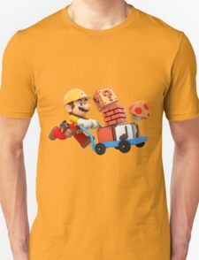 Super Mario Maker T Shirt T-Shirt