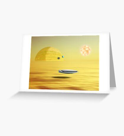 Sunlight Greeting Card