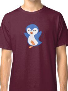Happy Feet Dancing Penguin Classic T-Shirt