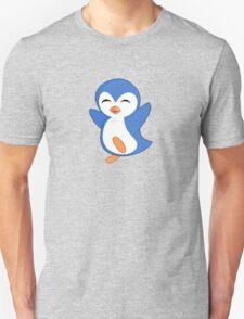 Happy Feet Dancing Penguin Unisex T-Shirt