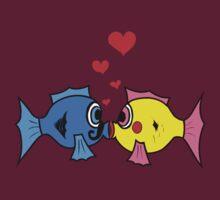 Love Beneath Sea by HomeTimeArt