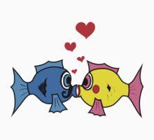 Love Beneath Sea Kids Clothes