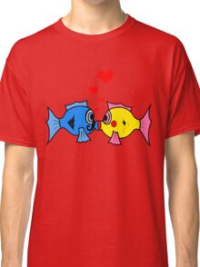 Love Beneath Sea Classic T-Shirt