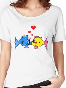 Love Beneath Sea Women's Relaxed Fit T-Shirt
