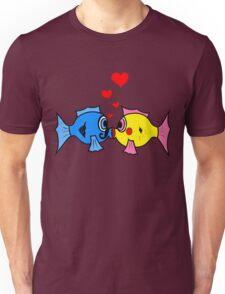 Love Beneath Sea Unisex T-Shirt