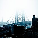 Williamsburg Bridge by sxhuang818