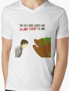 Little Shop of Horrors Mens V-Neck T-Shirt