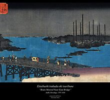 Eitaibashi tsukuda oki isaribune Series II by Jeff Pierson