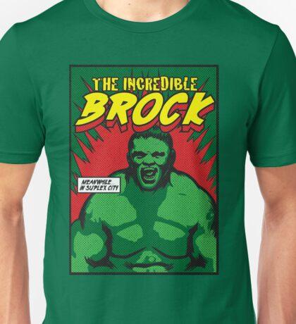 The Incredible Brock Unisex T-Shirt