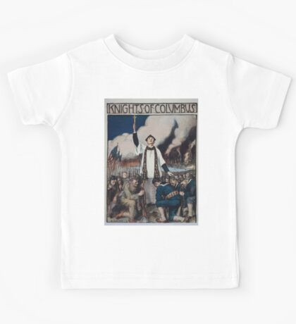 Knights of Columbus Kids Tee