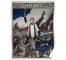 Knights of Columbus Poster