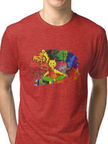 Percentum Levitates Tri-blend T-Shirt
