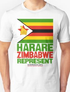 Zimbabwe Represent T-Shirt