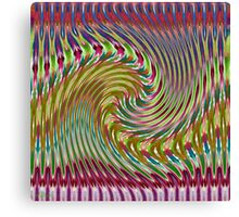 The Wave of Life Canvas Print