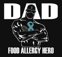 DAD Food Allergy Hero Kids Tee
