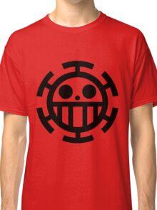 Heart pirates symbol - Trafalgar Law  Classic T-Shirt
