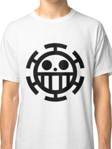 Heart pirates symbol - Trafalgar Law  Classic T-Shirt
