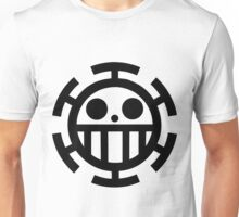 Heart pirates symbol - Trafalgar Law  Unisex T-Shirt