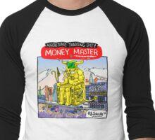 """""""Money Master"""" Men's Baseball ¾ T-Shirt"""