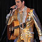 The Aussie Elvis. Brisbane, Queensland, Australia. by Ralph de Zilva