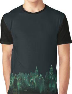 Bioshock Rapture Graphic T-Shirt