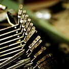 Typewriter by MJD Photography  Portraits and Abandoned Ruins