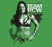 "TEAM RCW ""Fight the Power"" Savannah Summers Kids Clothes"