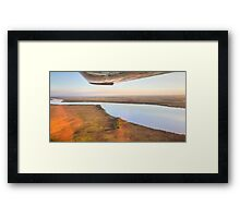 East Alligator River, NT  Framed Print