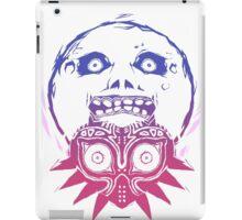 Majora's mask - Colour Gradient  iPad Case/Skin
