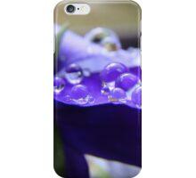 peaceful purple iPhone Case/Skin