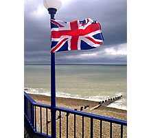 UNION JACK Photographic Print