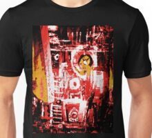 tribe abstract 4 Unisex T-Shirt