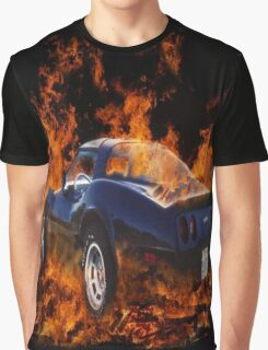 Hot Rod ! Graphic T-Shirt