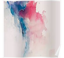 ink of colour Poster