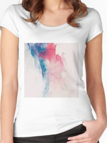 ink of colour Women's Fitted Scoop T-Shirt