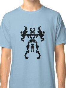 Monster Robot Classic T-Shirt