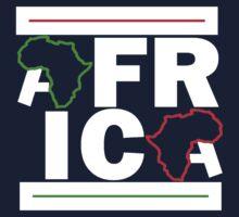 Afrika II' Baby Tee